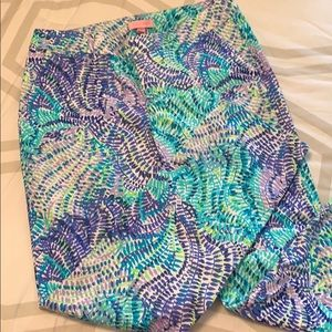 Lilly Pulitzer- pants